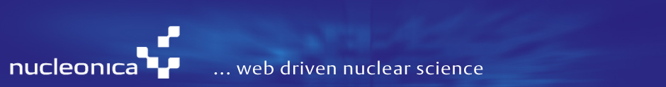 Nucleonica ...webdriven nuclear science